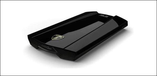 ASUS выпускает жёсткие диски серии Lamborghini