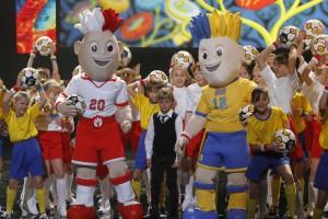 Билеты на матчи Евро-2012 будут стоить от 30 до 600 евро (330-6600 грн)